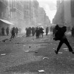 MANIFESTATION AU QUARTIER LATIN LE 6 MAI 1968