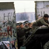 Mur de Berlin : © Patrick Piel / Gamma Rapho