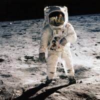 Astronaute : © Gamma Rapho