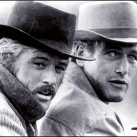 Butch Cassidy & Le Kid : © Gamma Rapho