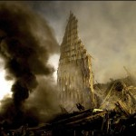 09/17/2001. World Trade Center aftermath