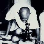 00/00/0000. Mahatma Gandhi Retrospective