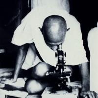 Gandhi : © Dinodia Picture Agency/ Camerapress/ Gamma Rapho