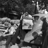 Libération de Paris : © Robert Doisneau / Gamma Rapho
