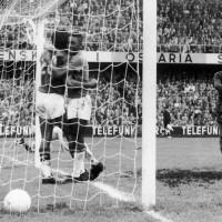 Brésil finale 1958 : © Keystone / Gamma Rapho
