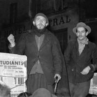 mai 68 sur It's happening, révolution étudiante