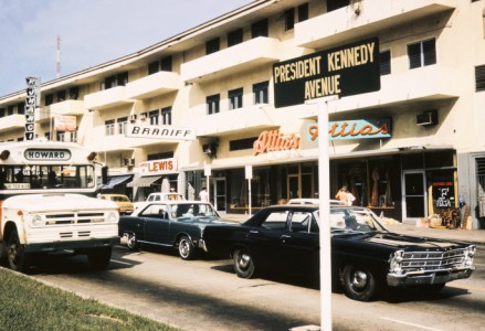 Années 70. Panama, gamma Rapho