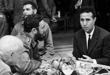 Fidel Castro, Che Guevara et Ben Bella 1962, Gamma-Rapho