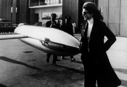 Jackie Kennedy-Onassis 1973, Gamma-Rapho