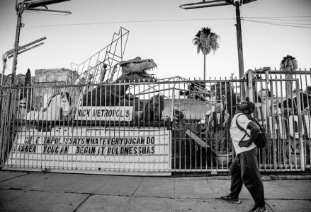 Nick Metropolis in LA !, Ivan Bucchiotty