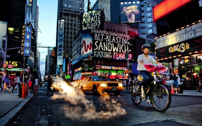 New-York, Ivan Bucchiotty