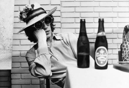 Portrait de Mick Jagger, 1970, Gamma-Rapho