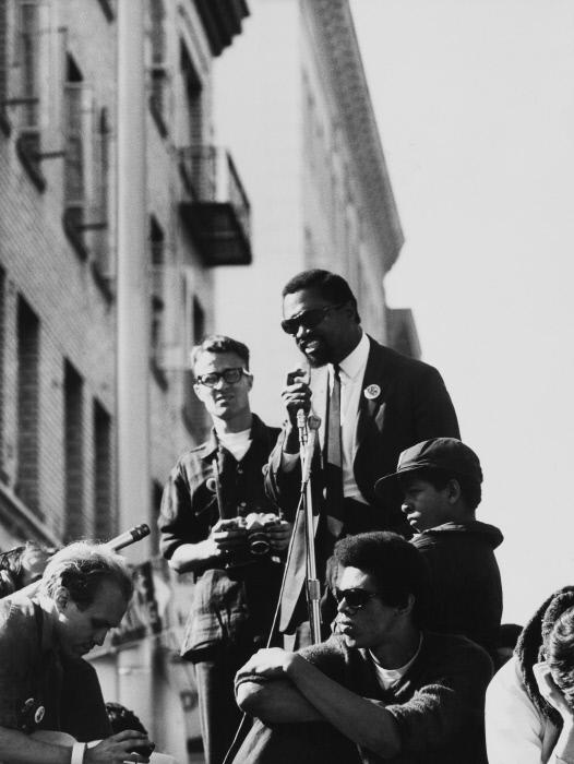 Septembre 1968, Université de Berkeley, Gamma-Rapho
