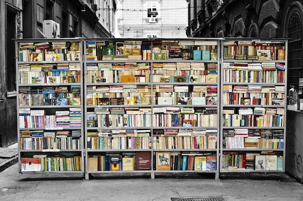 Street Library, Sven Etcheverry