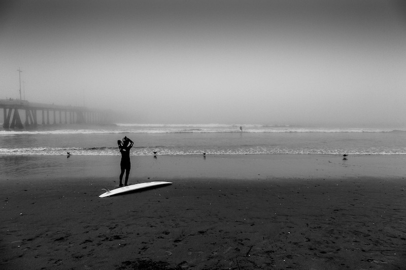 Ready to surf in Venice Beach !, Ivan Bucchiotty