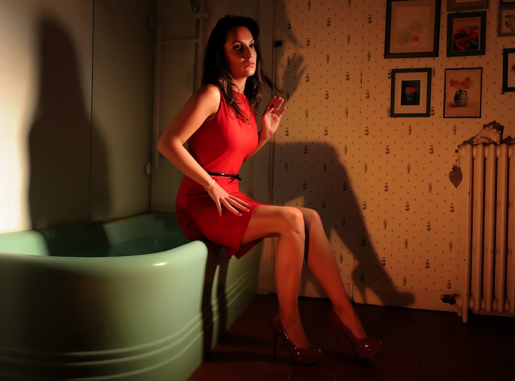 Solitude..., Vanessa Vercel